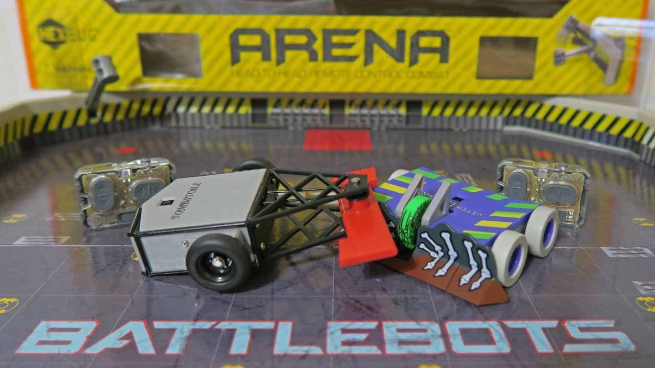 Hexbug - Battlebots Arena